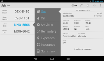 Screenshot of Carango - Car Management