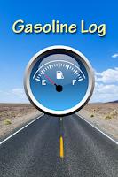 Screenshot of Gasoline Log