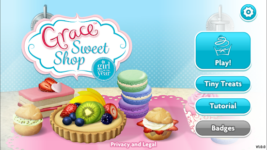 Grace's Sweet Shop