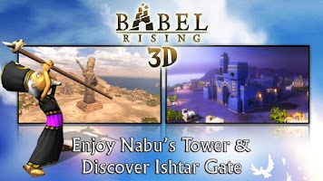 Screenshot of Babel Rising 3D!