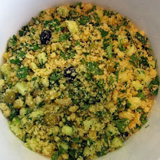 Quinoa With Greens