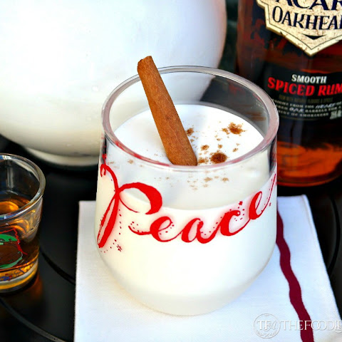 Coquito Cocktail - Puerto Rican Coconut Beverage