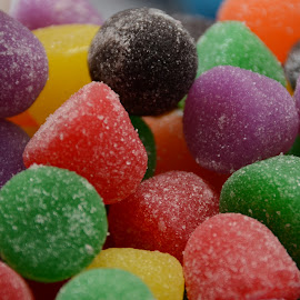 Gum Drops by Lorraine D.  Heaney - Food & Drink Candy & Dessert (  )
