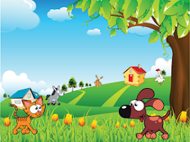 Screenshot of Farm for toddlers HD