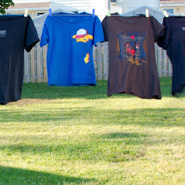 Family of Shirts by Kristen McFeeters - Artistic Objects Clothing & Accessories