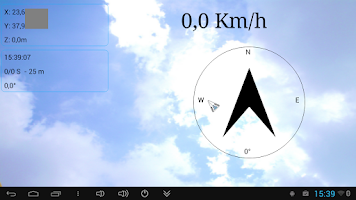 Screenshot of Turbo GPS 2