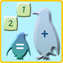 EX calculator Penguin icon