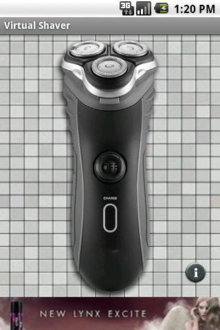 Virtual Shaver