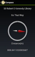 Screenshot of Poly Compass