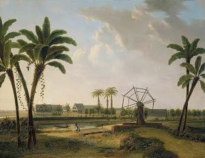 RIJKS: Willem de Klerk, Alexander Ludwich Broekmann: painting 1876
