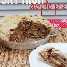 Sky High Apple Pie