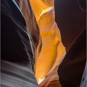 Antelope 2 by Horizon Photo - Nature Up Close Rock & Stone ( az, page, upper antelope canyon )