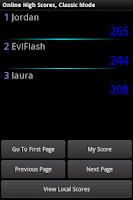 Screenshot of Fast Lane Pro