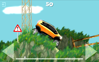 Screenshot of Exion Hill Racing