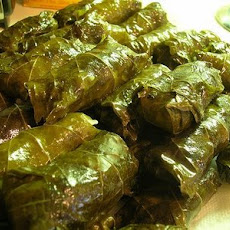 Dolma (Algerian Stuffed Vegetables)