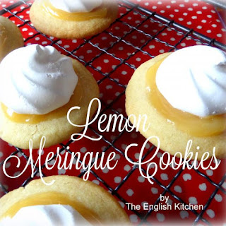 Lemon Meringue Cookies Recipes