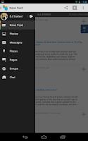 Screenshot of Vita for Facebook