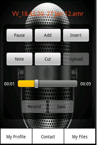 VoicePro Transcriber