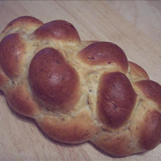 Garlic Herb Challah