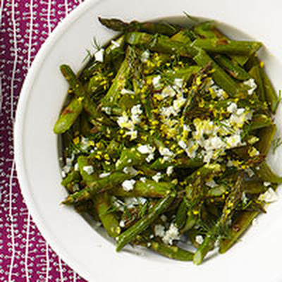 Egg-Cellent Roasted Asparagus