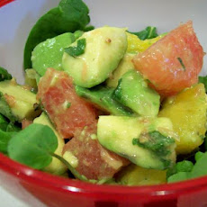 Avocado and Citrus Salad
