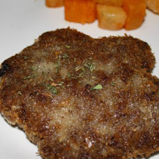 Ground Sirloin Cutlets