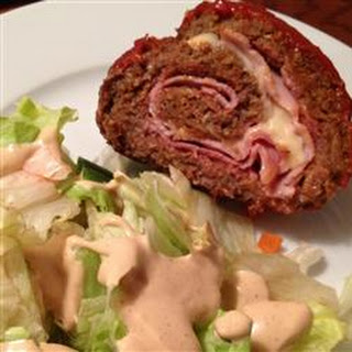 Quick and Easy Sicilian Meatloaf
