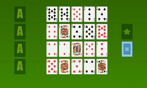 star solitaire game