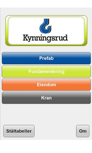 Kynningsrud