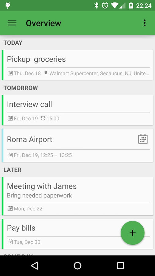Tudu - Tasks & ToDo list Screenshot 0