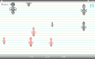 Screenshot of Ant Squash