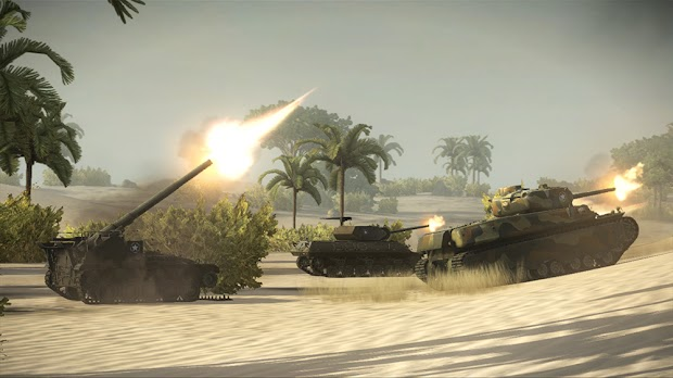 World Of Tanks to launch next week on Xbox 360
