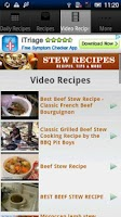 Screenshot of Stew Recipes!!