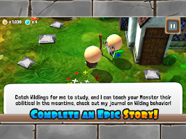 Screenshot of Monster Adventures