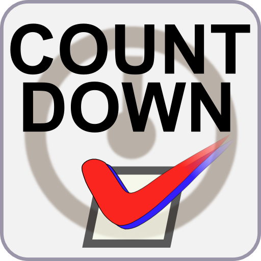 Countdown to-do list LOGO-APP點子