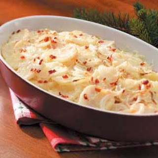 Swiss Scalloped Potatoes