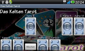 Screenshot of Tarot
