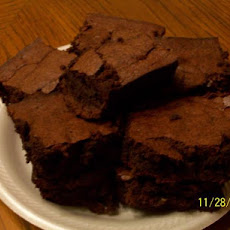 Hannah Keeley's Black Bean Brownies