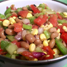 Black Eyed Pea Relish
