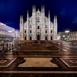 Il Duomo di Milano by Matthew Haines - Buildings & Architecture Places of Worship