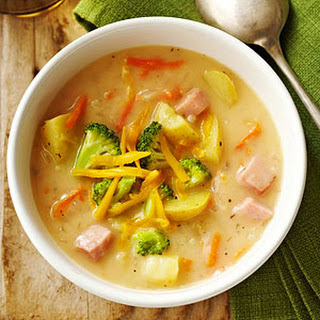 Creamy Ham and Potato Chowder
