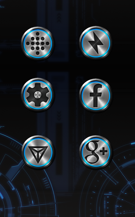 Team Special Force - Icons Screenshot 2