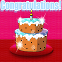 Cindy's Birthday Cake icon