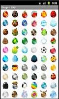 Screenshot of Dragon City Breeding