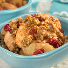 Apple-pear Crisp