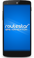 Screenshot of Route Star: GPS Navigation