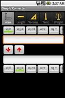 Screenshot of Simple Converter