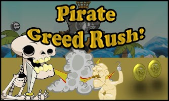 Screenshot of Pirate Greed Rush