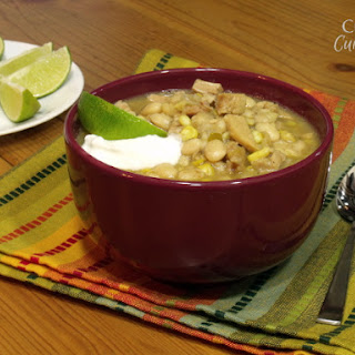 Turkey White Chili