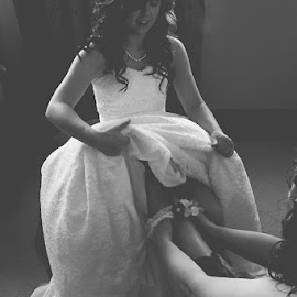 by Christi Wehner - Wedding Getting Ready